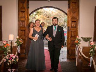 El matrimonio de Estephania y Oliver 1