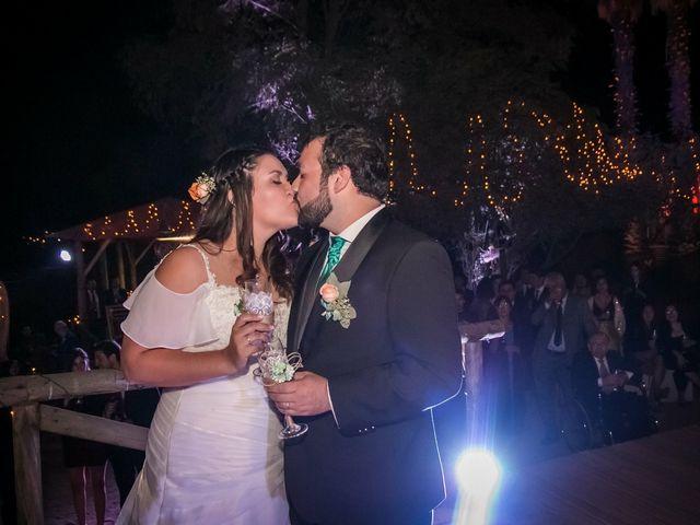 El matrimonio de Estephania y Oliver