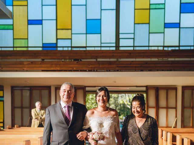 El matrimonio de Cristian y Fabiola en Chillán, Ñuble 13