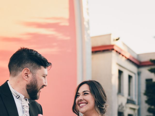 El matrimonio de Cristian y Fabiola en Chillán, Ñuble 17