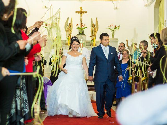 El matrimonio de Mónica y Felipe
