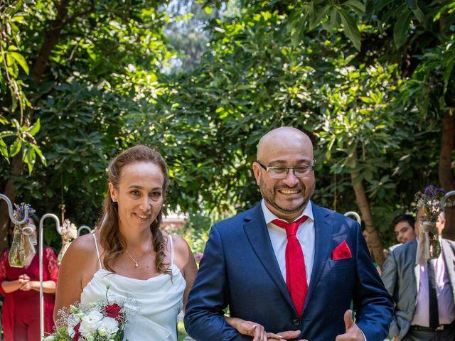 El matrimonio de Emilia y William en Buin, Maipo 5