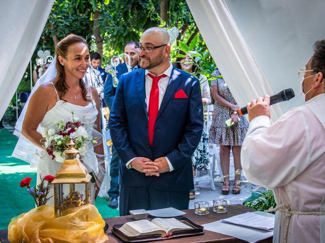 El matrimonio de Emilia y William en Buin, Maipo 6