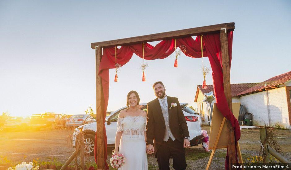 El matrimonio de Cristian y Fabiola en Chillán, Ñuble