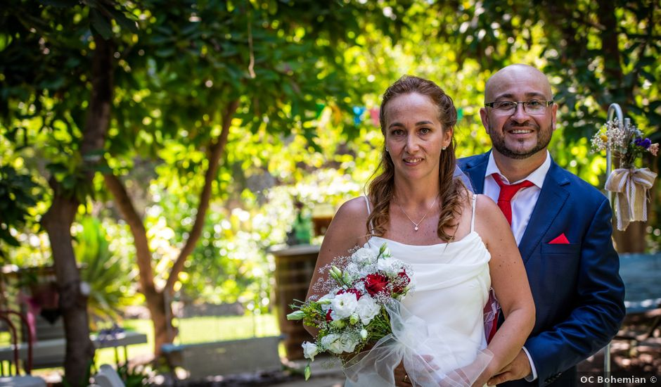 El matrimonio de Emilia y William en Buin, Maipo