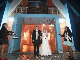 El matrimonio de Johanna y Alex 2