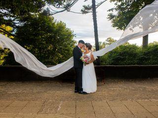 El matrimonio de Constanza y Marcelo