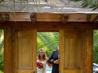 El matrimonio de Felipe y Paulina 2