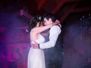 El matrimonio de Natalia  y Benjamín  1