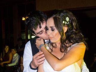 El matrimonio de Natalia  y Benjamín  2
