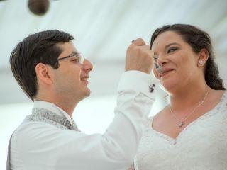 El matrimonio de Yocelyn y César 3