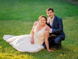 El matrimonio de Yocelyn y César