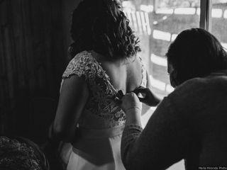 El matrimonio de Sofía y Denise 2