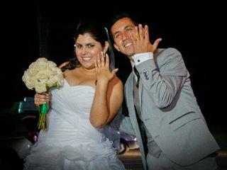 El matrimonio de Natalia y Ricardo 1