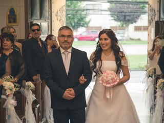 El matrimonio de Christian y Sinthia 2