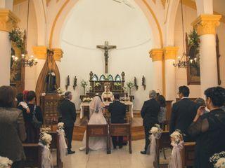 El matrimonio de Christian y Sinthia 3