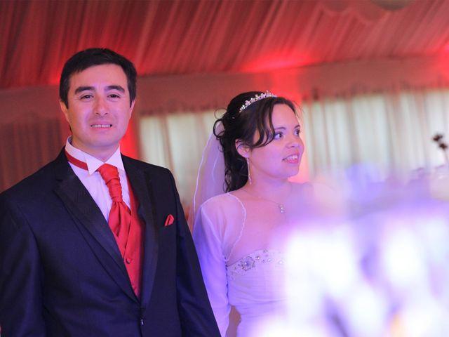El matrimonio de Daisy y Brancin