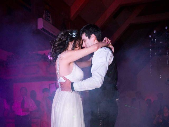 El matrimonio de Benjamín  y Natalia  en Santiago, Santiago 3