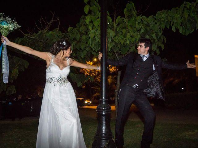 El matrimonio de Benjamín  y Natalia  en Santiago, Santiago 2