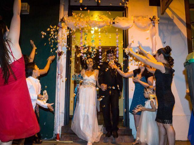 El matrimonio de Benjamín  y Natalia  en Santiago, Santiago 8