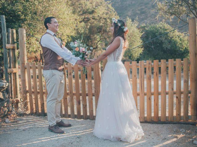 El matrimonio de Vero y Ian