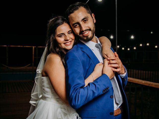 El matrimonio de Maria Paz y Manuel