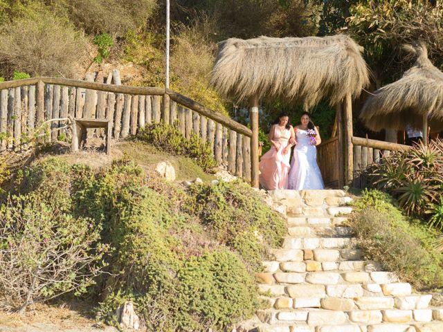 El matrimonio de Hugo y Evelyn en Puchuncaví, Valparaíso 10