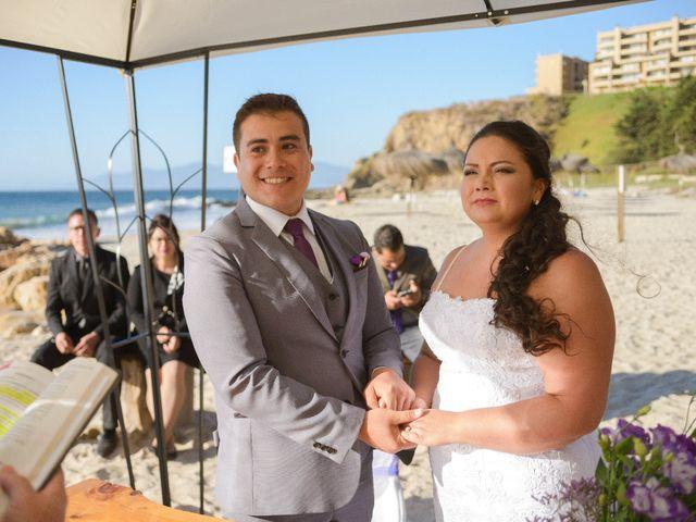 El matrimonio de Hugo y Evelyn en Puchuncaví, Valparaíso 19