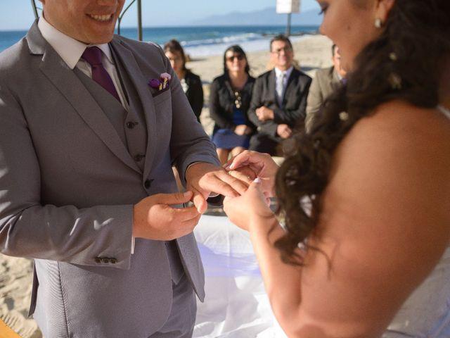El matrimonio de Hugo y Evelyn en Puchuncaví, Valparaíso 24