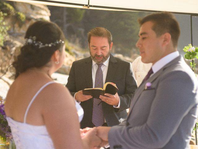 El matrimonio de Hugo y Evelyn en Puchuncaví, Valparaíso 26