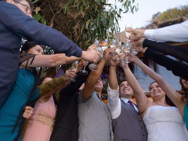 El matrimonio de Hugo y Evelyn en Puchuncaví, Valparaíso 38