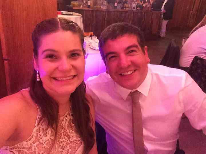 El matrimonio de Andrée y Pablo