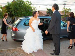 El matrimonio de Francesca y Abraham 1