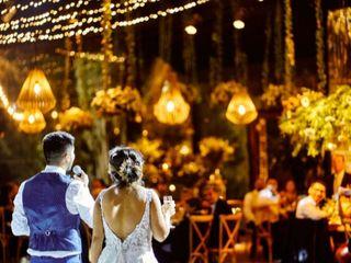 El matrimonio de Alejandra Guevara  y Ignacio Nuñez 2