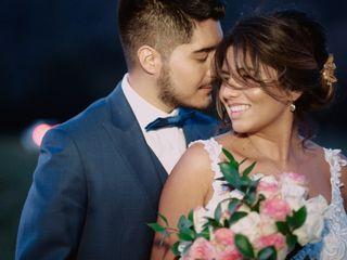 El matrimonio de Alejandra Guevara  y Ignacio Nuñez 3