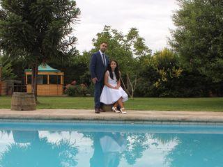 El matrimonio de Edith  y Marcel