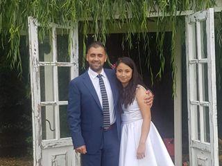 El matrimonio de Edith  y Marcel 2