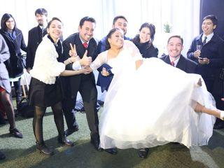 El matrimonio de Myriam  y Camilo  1