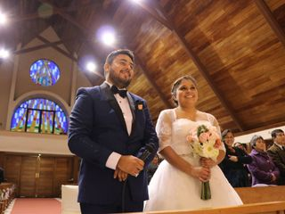 El matrimonio de Myriam  y Camilo