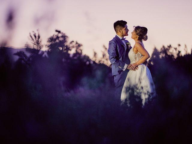 El matrimonio de Alejandra Guevara  y Ignacio Nuñez