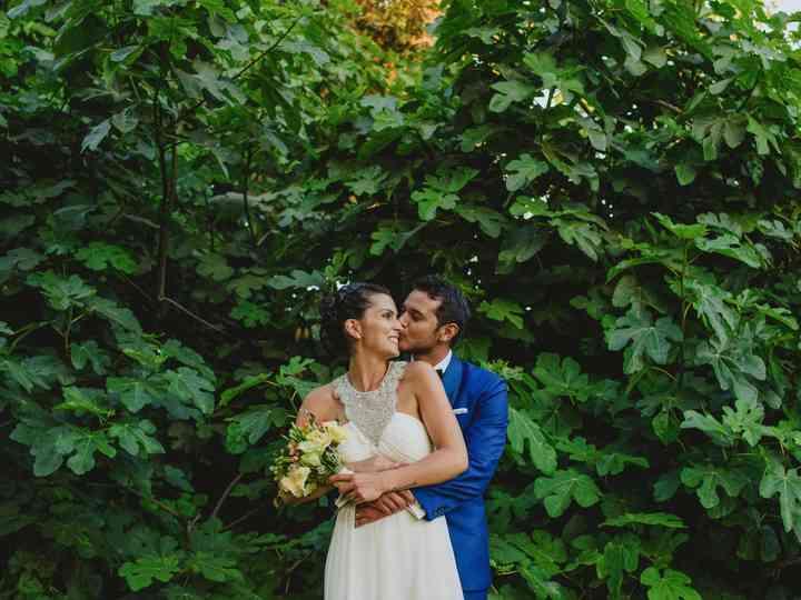 El matrimonio de Anita y Miguel