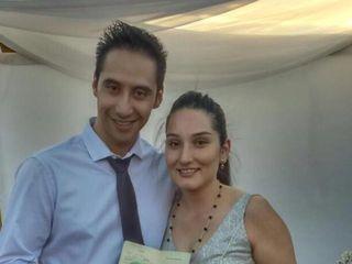 El matrimonio de Jonathan y Katherina 1