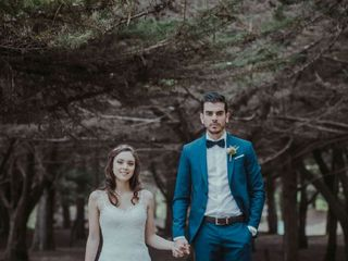 El matrimonio de Constanza y Sebastián  1