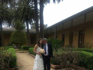 El matrimonio de Constanza y Sebastián  2