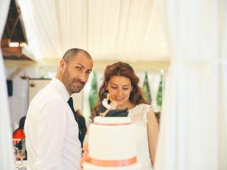 El matrimonio de Debora y Felipe 1