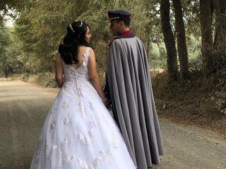 El matrimonio de Sophia y Alfonso 1