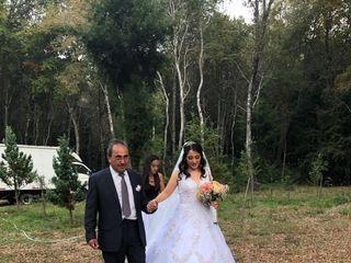 El matrimonio de Sophia y Alfonso 2