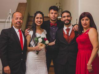 El matrimonio de Iván y Daniela 1