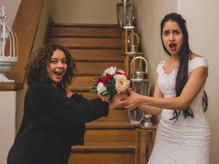 El matrimonio de Iván y Daniela 2