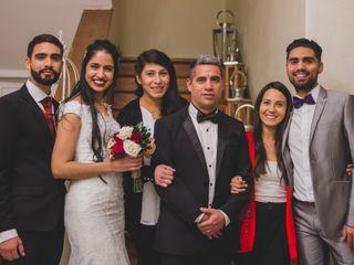 El matrimonio de Iván y Daniela 3